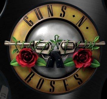 Guns N Roses concert in Madrid