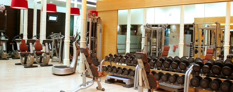 Gym in Madrid