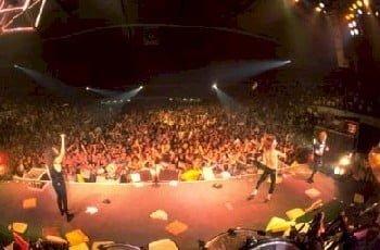 Metallica in Madrid 2010